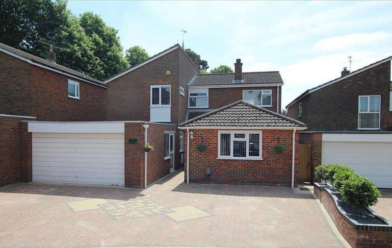5 Bedrooms Detached House for sale in Ivel Gardens, Biggleswade, SG18