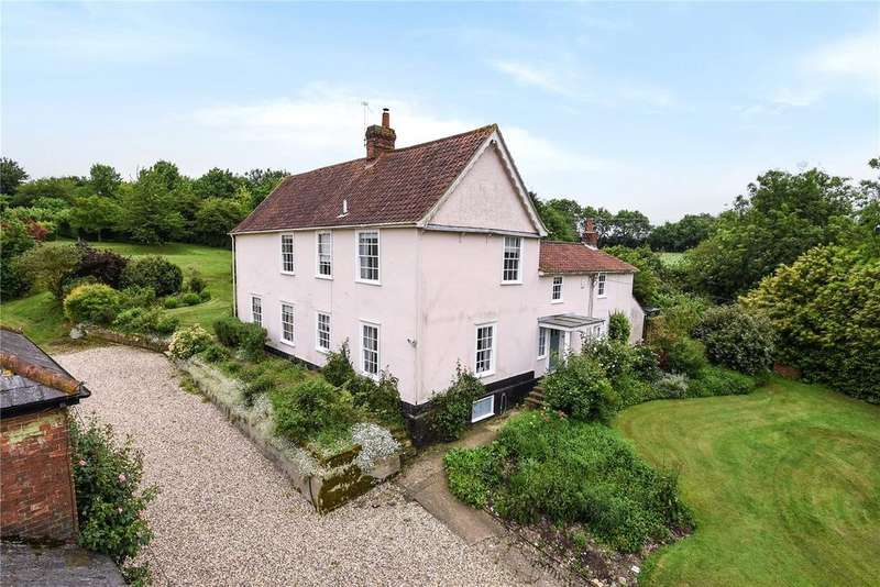 6 Bedrooms Detached House for sale in Fen Lane, Hitcham, Suffolk, IP7