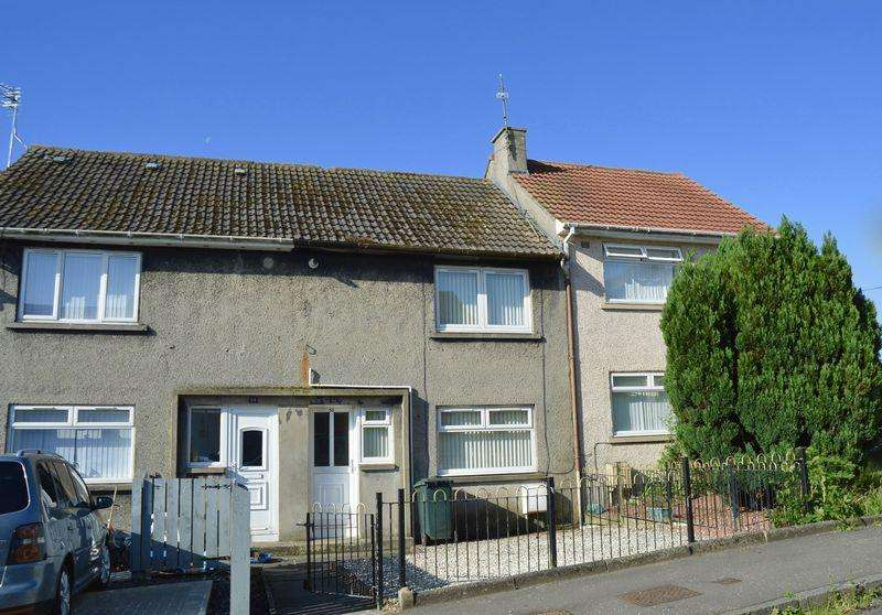 2 Bedrooms Terraced House for sale in Schaw Avenue, Drongan
