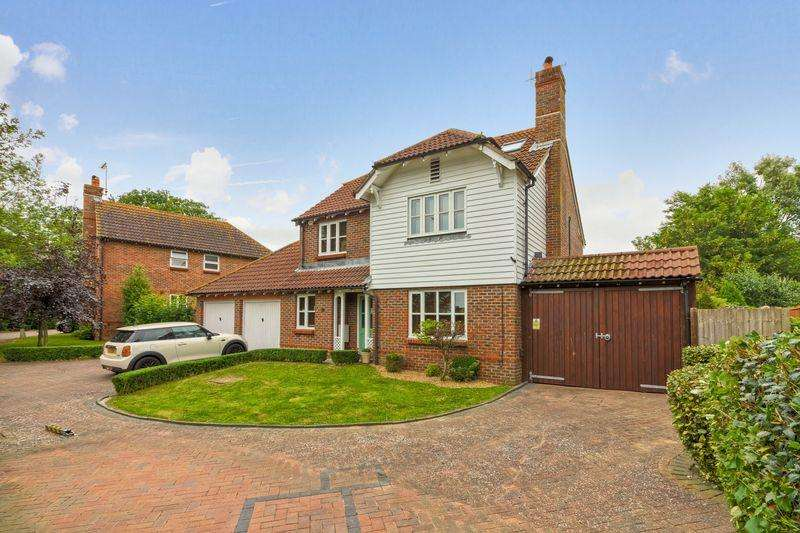 5 Bedrooms Detached House for sale in Salvington Hill, Worthing