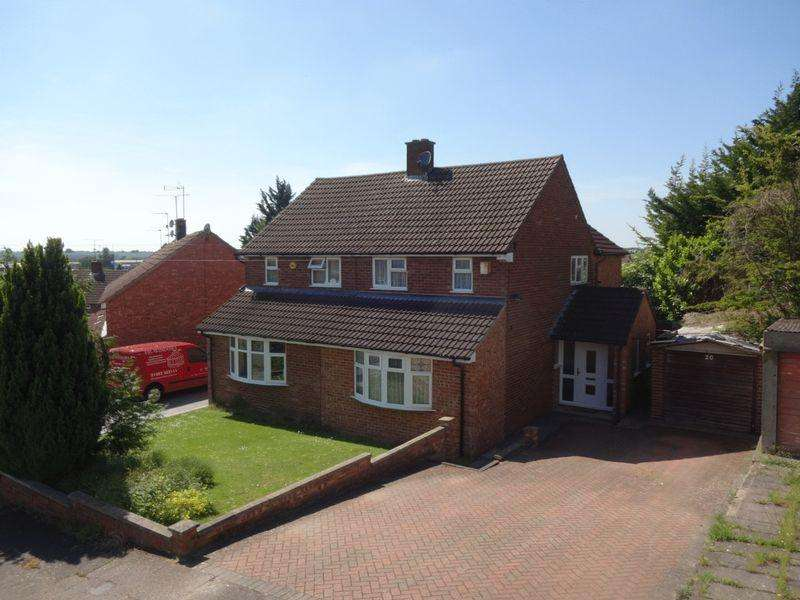 3 Bedrooms Semi Detached House for sale in Sundon Park.