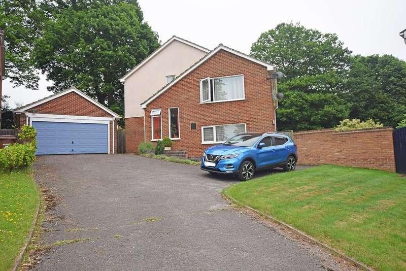 5 Bedrooms Detached House for sale in Landor Court, Hempstead, Gillingham, ME7