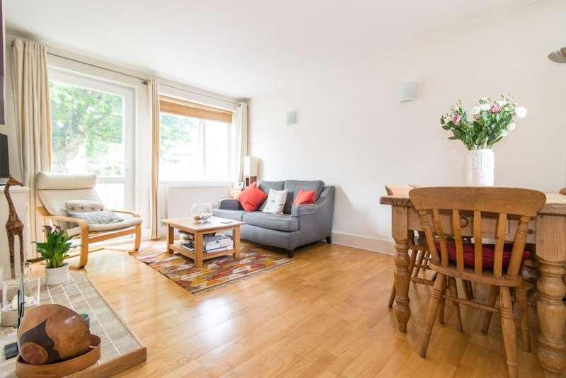 2 Bedrooms Flat for sale in Altenburg Gardens, Battersea, SW11