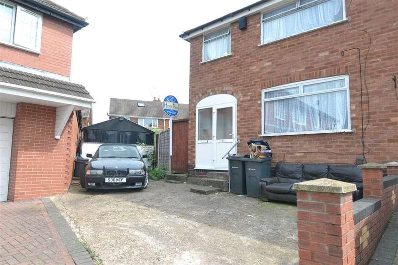 3 Bedrooms End Of Terrace House for sale in Friary Gardens, Handsworth Wood, Birmingham