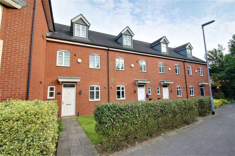 3 Bedrooms Terraced House for sale in Flaxley Close, Lincoln