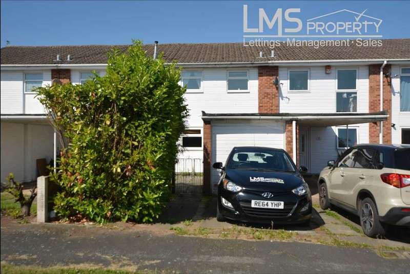 2 Bedrooms Terraced House for sale in Cambridge Avenue, Winsford