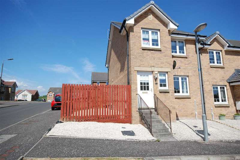 3 Bedrooms End Of Terrace House for sale in Meiklelaught Place, Saltcoats