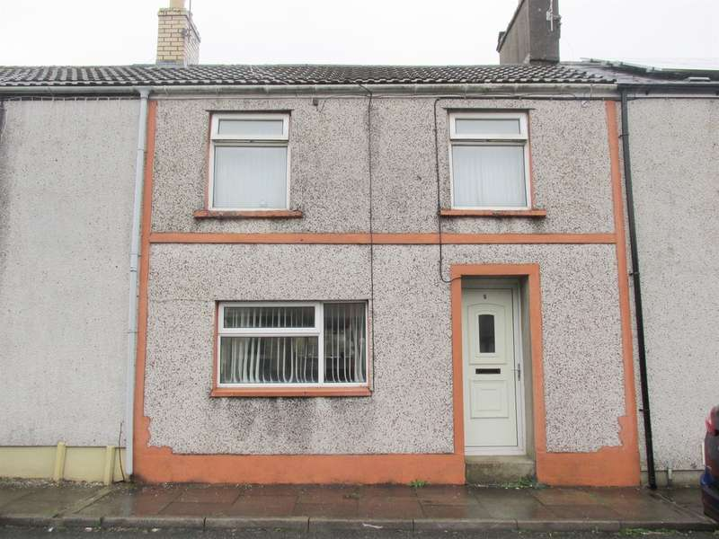 2 Bedrooms Terraced House for sale in Cambrian Street, Rhymney, Tredegar
