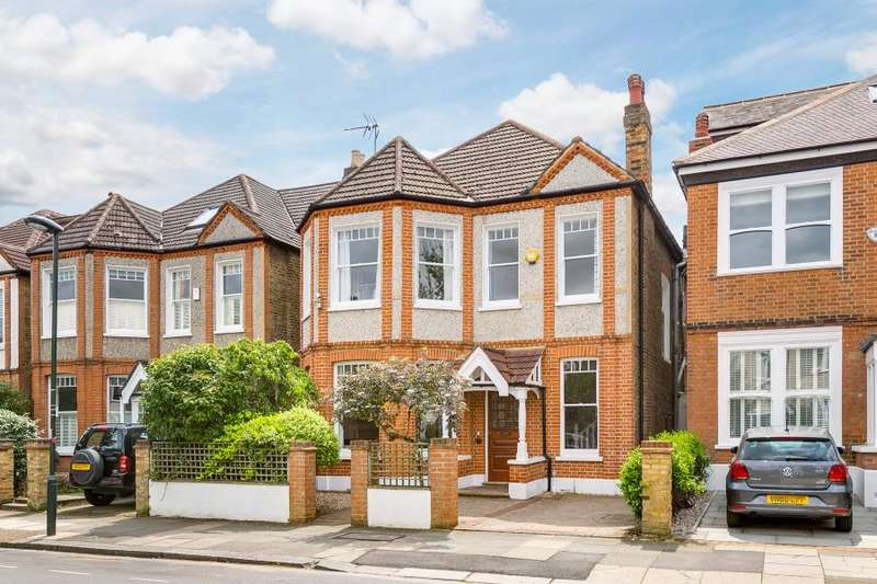 6 Bedrooms Detached House for sale in West Park Road, Kew