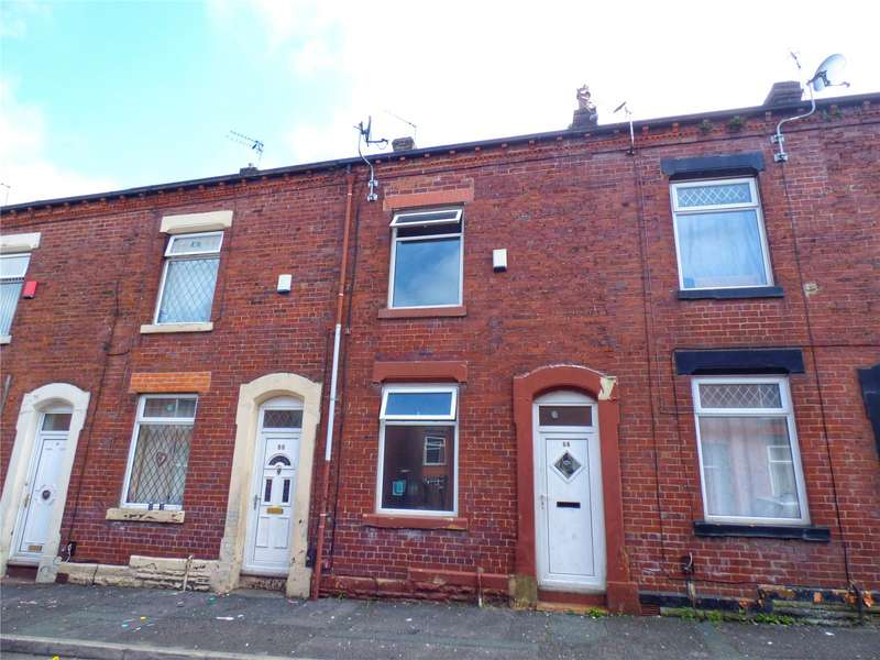 2 Bedrooms Terraced House for sale in Raper Street, Greenacres, Oldham, Greater Manchester, OL4