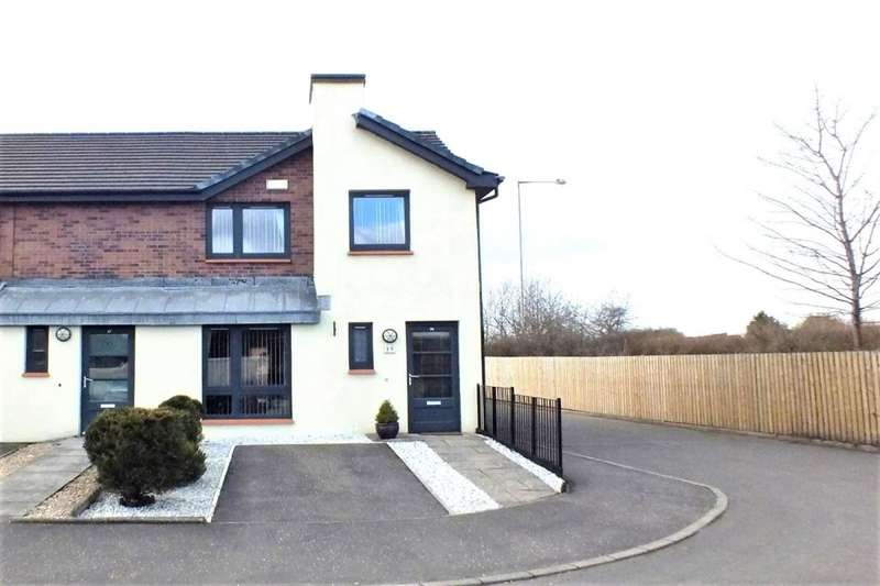 3 Bedrooms Property for sale in Station Court, Bellshill, ML4