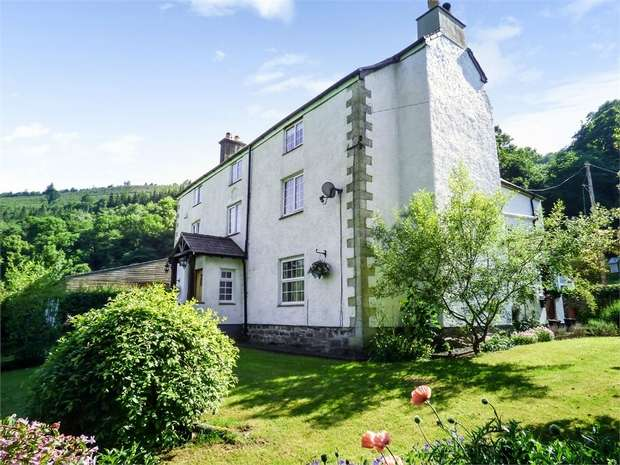 7 Bedrooms Detached House for sale in Berwyn, Llangollen, Denbighshire