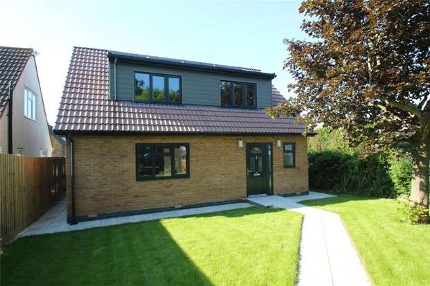 3 Bedrooms Detached House for sale in Down Road, Portishead, Bristol