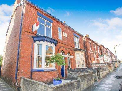 3 Bedrooms Semi Detached House for sale in Weaver Street, Winsford, Cheshire