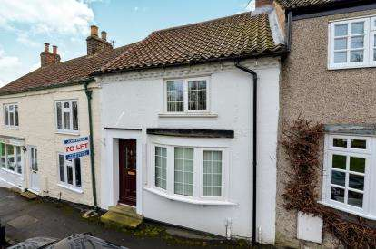 2 Bedrooms Terraced House for sale in South Side, Hutton Rudby, Yarm