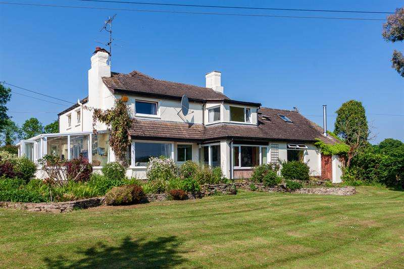 5 Bedrooms Detached House for sale in Kiln Green, Walford, Ross-On-Wye