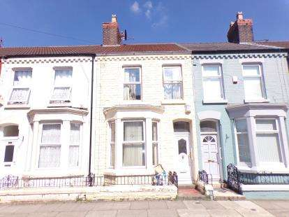 3 Bedrooms Terraced House for sale in Hannan Road, Liverpool, Merseyside, England, L6