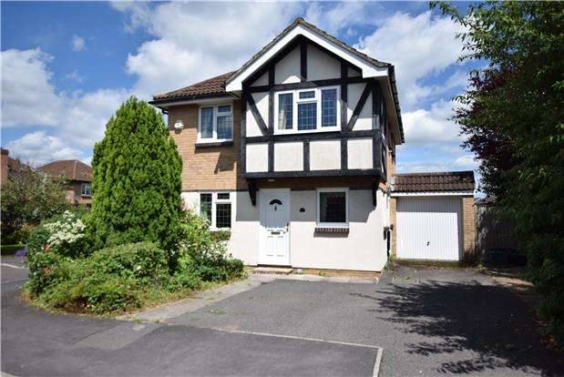 4 Bedrooms Detached House for sale in Keppel Close, Saltford, BRISTOL, BS31 3LJ