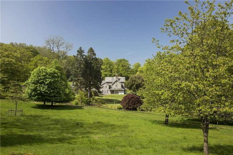 7 Bedrooms Detached House for sale in Llanspyddid, Brecon, Powys, LD3