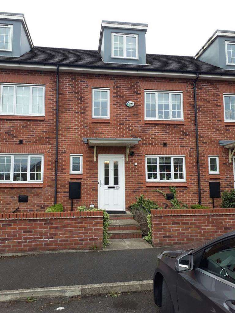 4 Bedrooms Town House for sale in Boothdale Drive, Audenshaw, M34