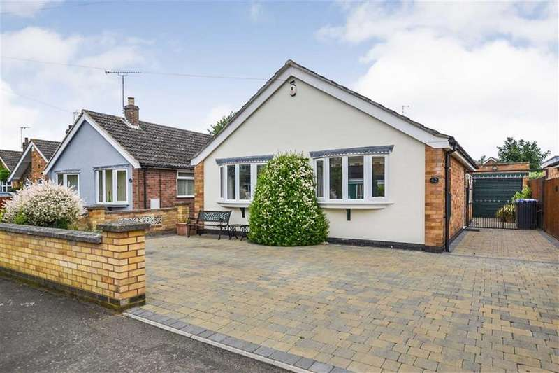 2 Bedrooms Detached Bungalow for sale in Newbold Verdon