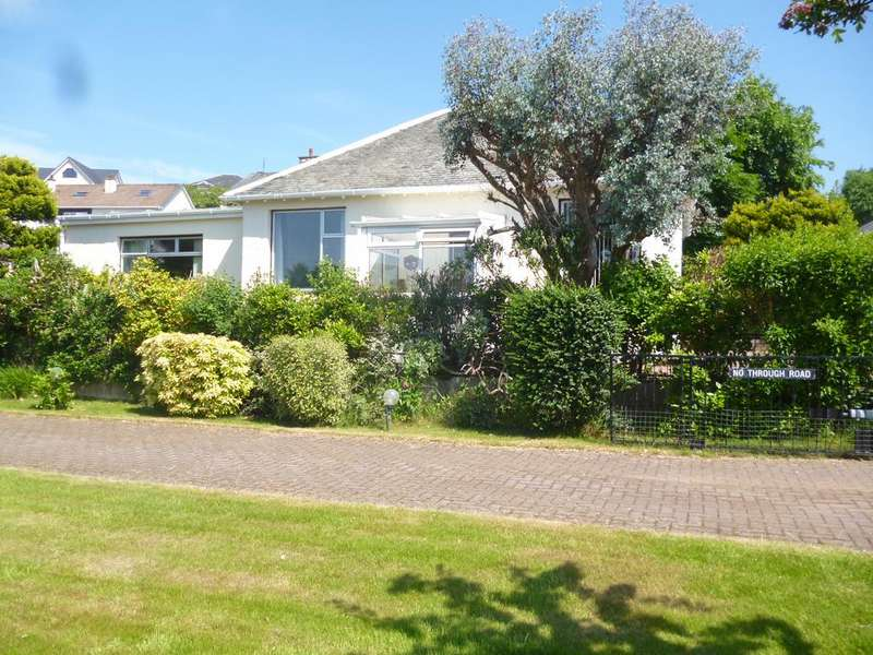 2 Bedrooms Cottage House for sale in 5 Routenburn Road, LARGS, KA30 8QA