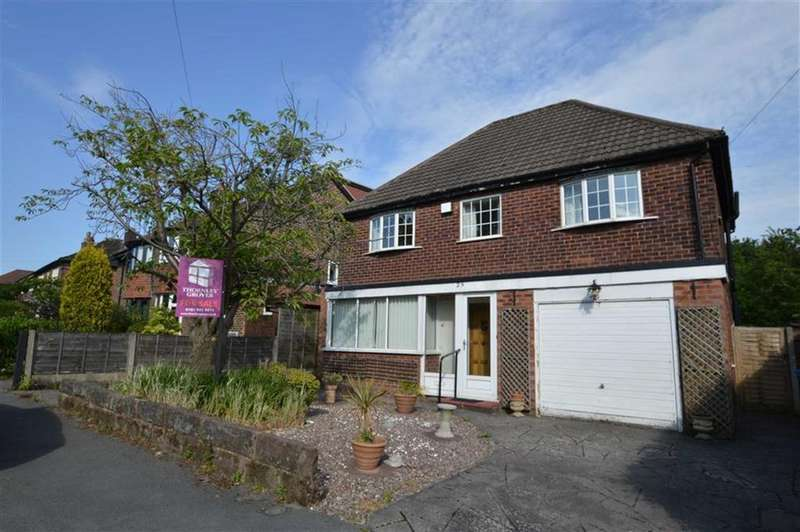 3 Bedrooms Detached House for sale in Rydal Drive, Hale Barns, Cheshire, WA15