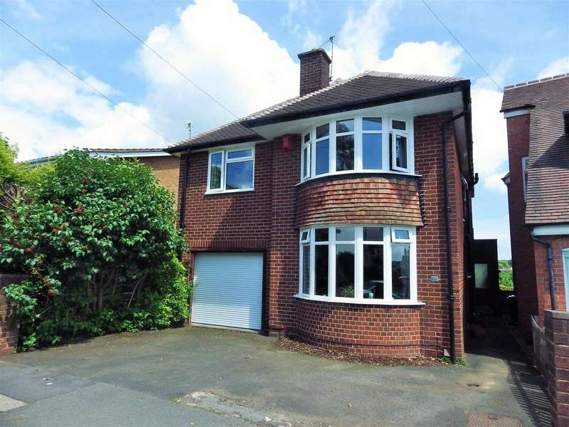 4 Bedrooms Detached House for sale in Waxland Road, Halesowen
