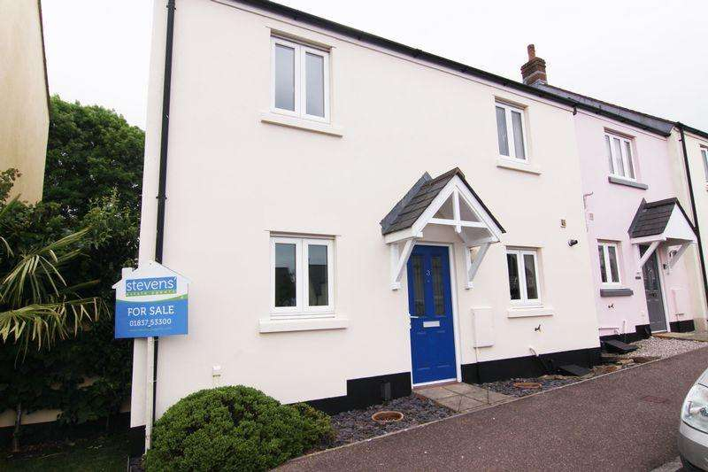 4 Bedrooms Semi Detached House for sale in BLANGY CLOSE, NORTH TAWTON