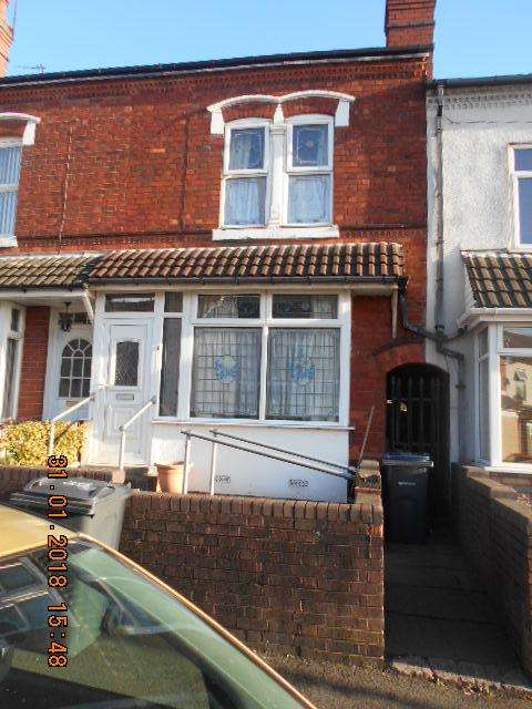 3 Bedrooms Terraced House for sale in St Benedicts Road, Small Heath, Birmingham B10