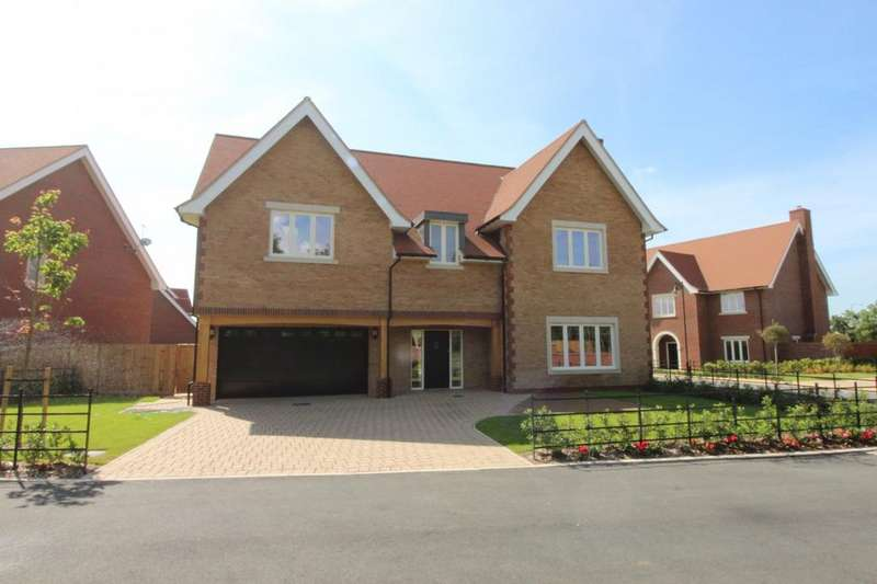 5 Bedrooms Detached House for sale in Church Road,Bulphan, Upminster, Essex, RM14