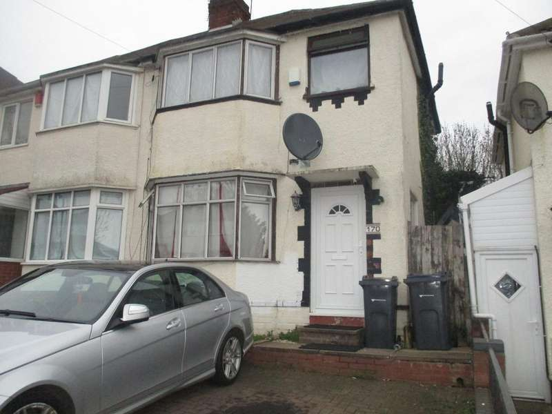 3 Bedrooms Semi Detached House for sale in Great Barr B42