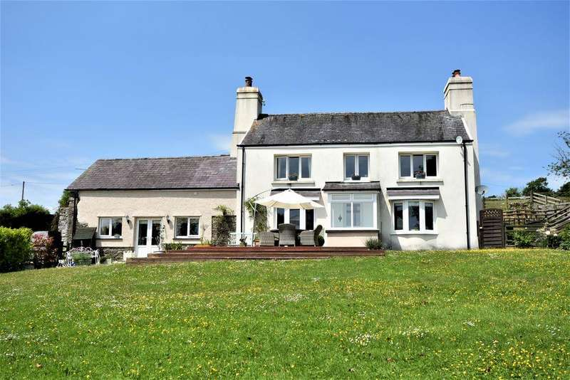 6 Bedrooms Smallholding Commercial for sale in Llanfynydd SA32