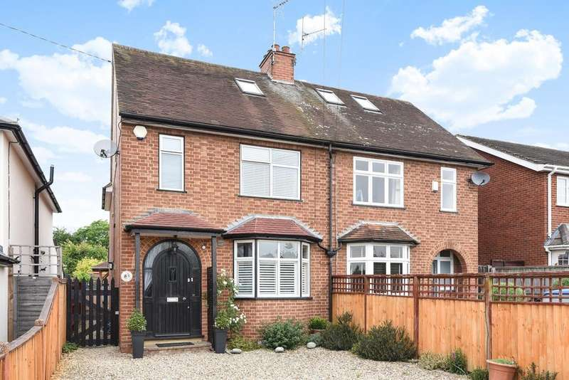 3 Bedrooms House for sale in Wycombe Road, Marlow