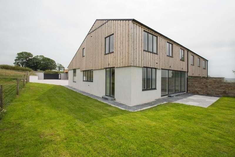 4 Bedrooms Semi Detached House for sale in Broadwoodkelly Winkleigh