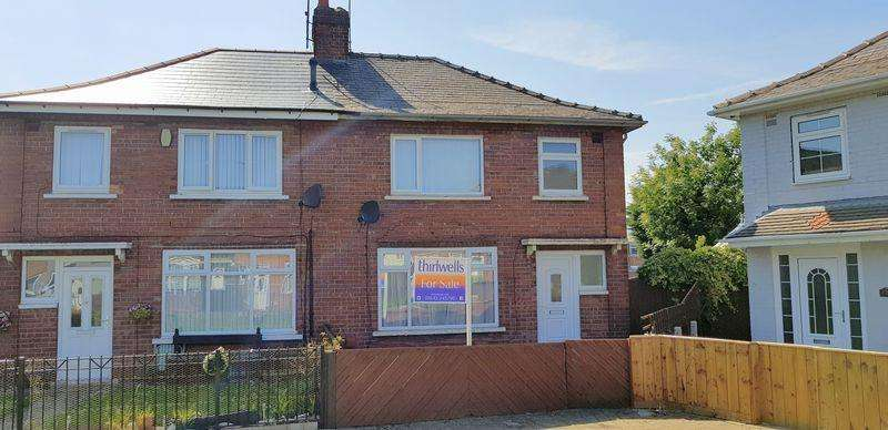 3 Bedrooms Semi Detached House for sale in Ings Avenue, Brambles Farm