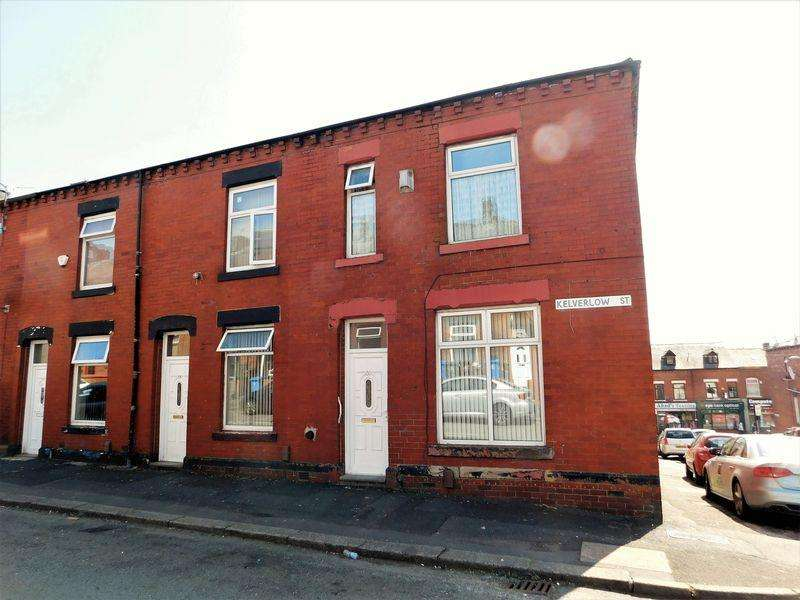 3 Bedrooms Terraced House for sale in Kelverlow Street, Oldham