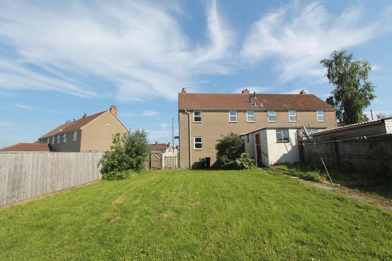 3 Bedrooms Semi Detached House for sale in Elm Road, Paulton, Bristol