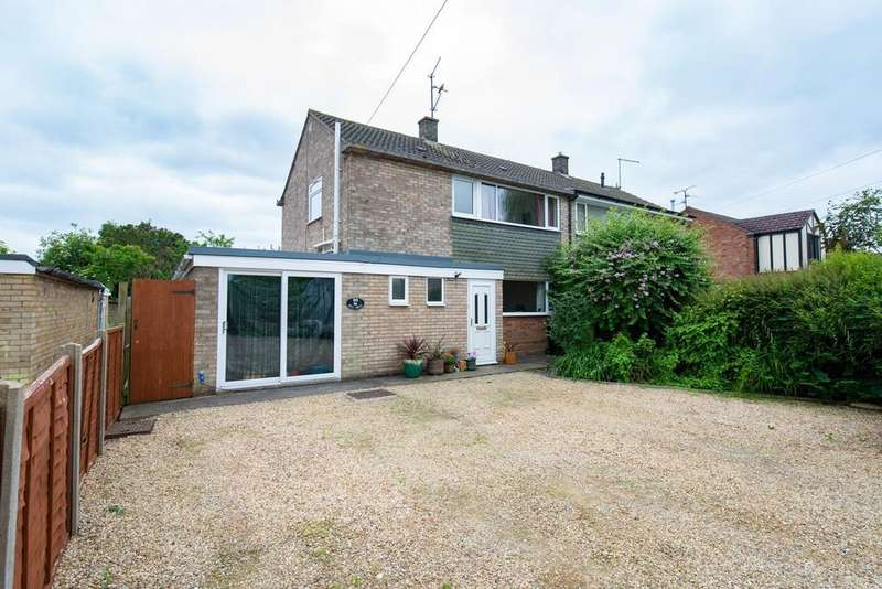 3 Bedrooms Semi Detached House for sale in Mill Drove, Bourne, PE10
