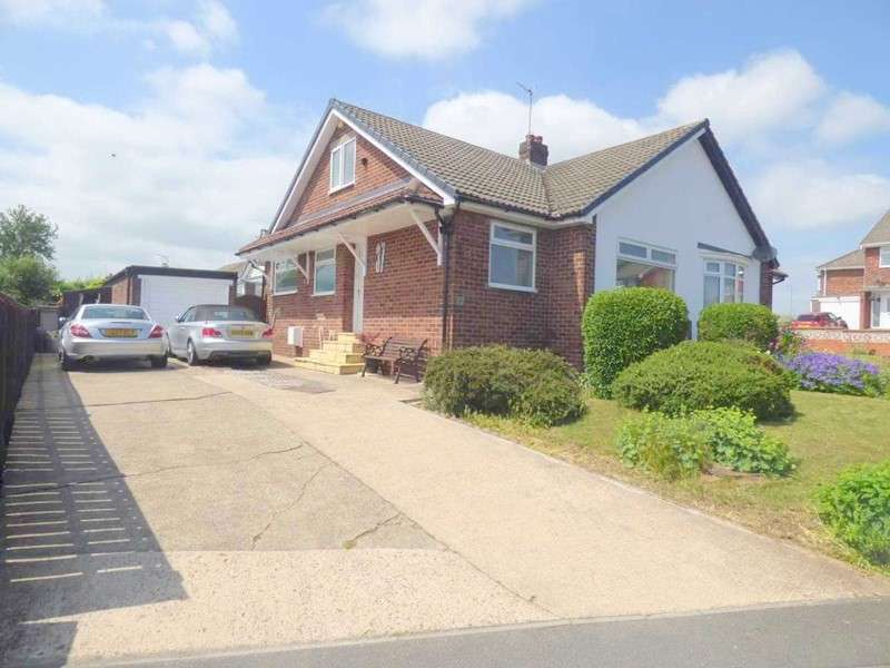 2 Bedrooms Bungalow for sale in Rimswell Road, Fairfield, Stockton-on-Tees, Durham, TS19 7LL