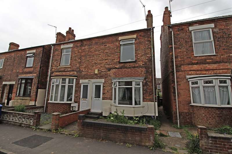 2 Bedrooms Semi Detached House for sale in Campbell Street, Gainsborough DN21