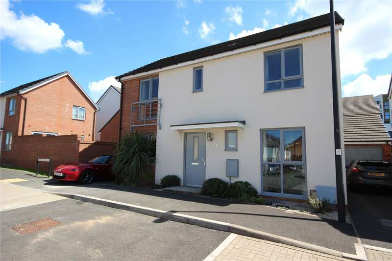 3 Bedrooms Detached House for sale in Great Copsie Way Cheswick Village Bristol BS16