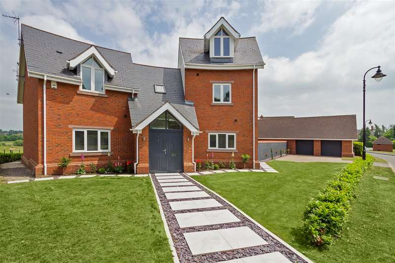 5 Bedrooms Detached House for sale in Freshwater Drive, Wychwood Park, Weston