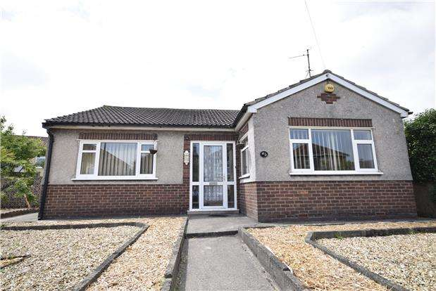 2 Bedrooms Detached Bungalow for sale in Soundwell Road, Staple Hill, BRISTOL, BS16 4RB