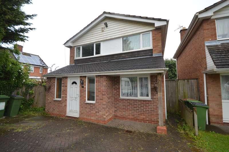 3 Bedrooms Detached House for sale in Milford Close, Narborough, Leicester, LE19 3FG