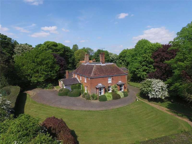 5 Bedrooms Farm Commercial for sale in Playford, Nr Woodbridge, Suffolk