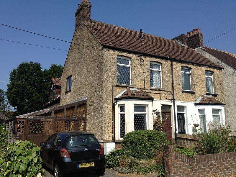 3 Bedrooms Semi Detached House for sale in Manor Road, Caddington