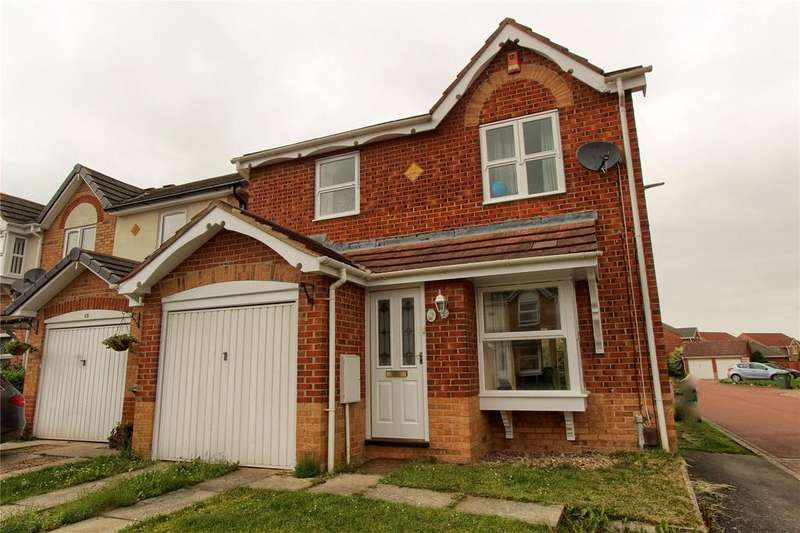 3 Bedrooms Detached House for sale in Cennon Grove, Ingleby Barwick