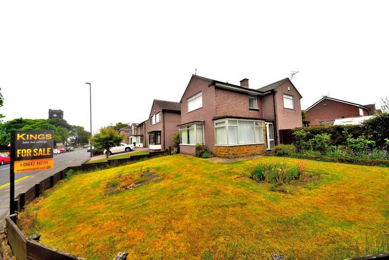 3 Bedrooms Detached House for sale in Fir Rigg Drive, Marske TS11