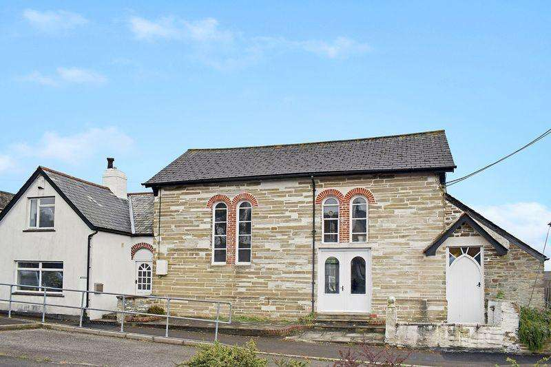 2 Bedrooms Detached House for sale in Dobwalls, Cornwall